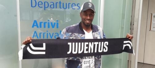 Blaise Matuidi vient de dire adieu au PSG pour s'aventurer en Italie. (© Juventus Turin)