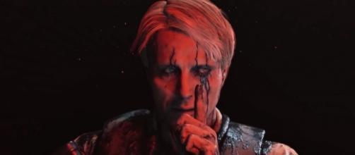 Death Stranding Mads Mikkelsen (GameNews PlayStation/YouTube Screenshot)