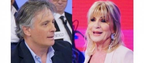 Gossip Uomini e donne: Giorgio Manetti parla ancora dell'ex fidanzata.