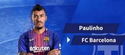 La razón por la que el Barcelona habría fichado a Paulinho! - Diez ... - diez.hn