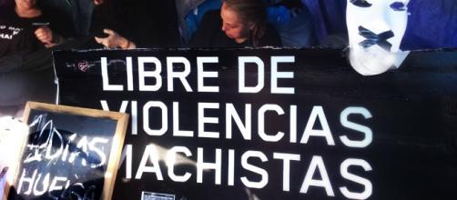 Las mujeres en Sol exigen Pacto de Estado contra la Violencia ... - kaosenlared.net
