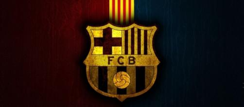 Logo du FC Barcelone- Football