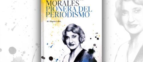 María Luz Morales, pionera del periodismo. Public Domain.