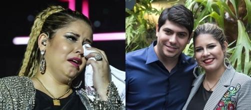 Marília Mendonça confirmou separação