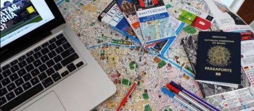 Planejar uma viagem de longo prazo