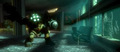 """This month marks the 10th year anniversary of Bioshock. Screenshot provided by 2K."""
