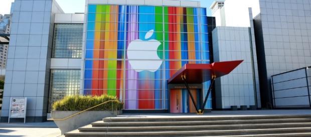 Apple office / Photo via Dennis Goedegebuure, Flickr