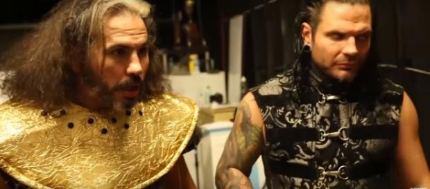 Are the Broken Hardys coming at Summerslam? Image credits - Youtube/ImpactWrestling