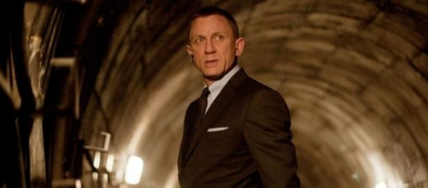 Daniel Craig finally spills: He will be James Bond for 'Bond 25.' /Youtube screen grab