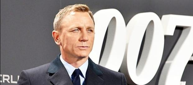 Daniel Craig will play James Bond in the next 007 film [Image: Wikimedia by GlynLowe.com/CC BY 2.0