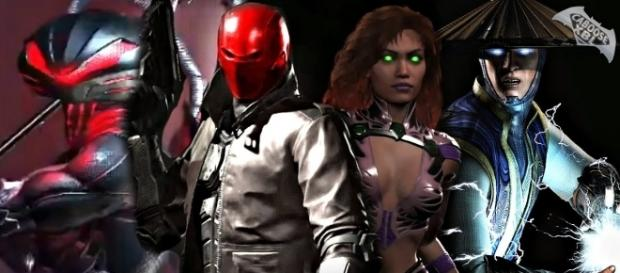 'Injustice 2' next DLC characters reveal is on August 23 during Fight to Death(CabooseXBL/YouTube Screenshot)