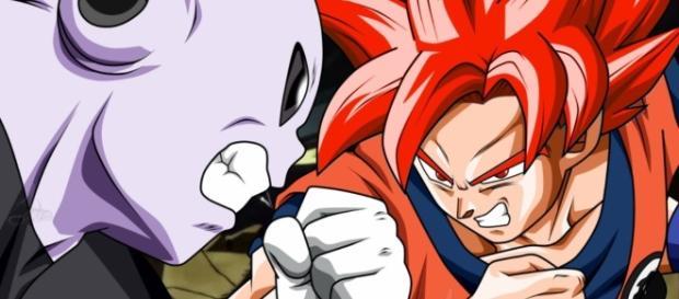 Jiren vs Goku - Youtube/Cypro Channel