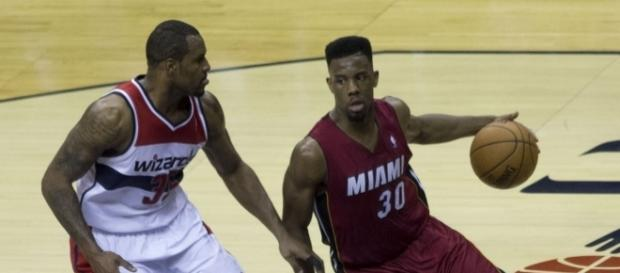 Norris Cole with the ball in his former team | Wikimedia Common
