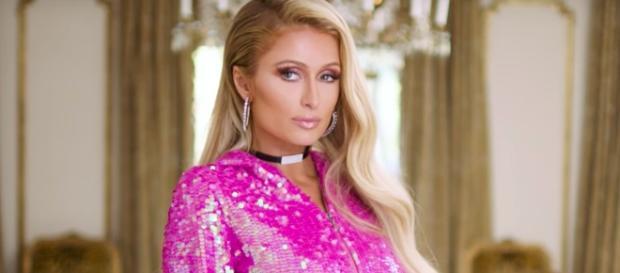 Paris Hilton--Image via W Magazine/YouTube