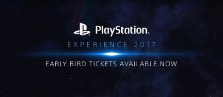 Sony PlayStation Experience 2017 (PlayStation/YouTube Screenshot) https://www.youtube.com/watch?v=DqQvN9ELQKk
