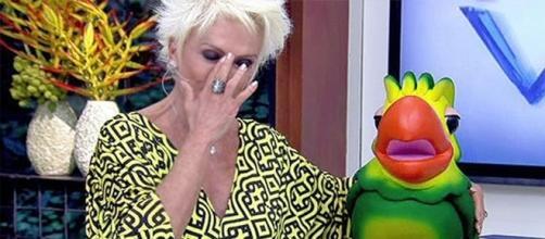 Ana Maria Braga agita a web com foto