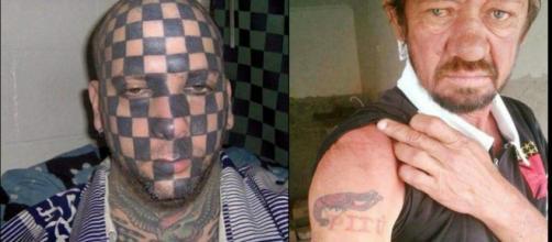 As tatuagens mais bizarras do mundo