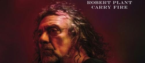 Así Robert Plant anunció a sus seguidores sobre su próximo lanzamiento (Vía Twitter @RobertPlant).