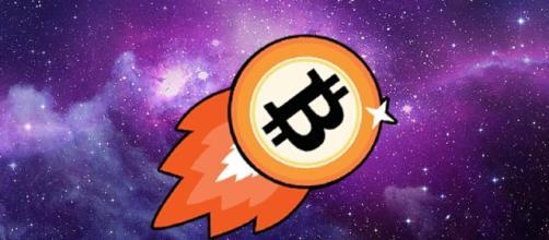 Bitcoin e sua alta expressiva.