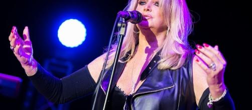 Bonnie Tyler will perform on a cruise ship. [Image via Stefan Brending/Wikimedia Commons]