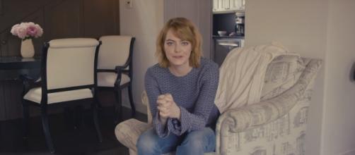 Emma Stone - YouTube screenshot | Vogue/https://www.youtube.com/watch?v=N8HqyuLBqnU