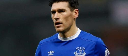 Everton defender Gareth Barry wikipedia.org