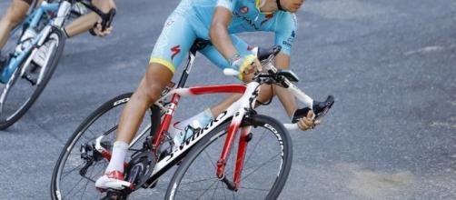 Fabio Aru cerca fortuna alla Vuelta di Spagna