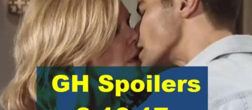 "'General Hospital"" spoilers reveal that Dante will push Sonny to speak out the answers. Image via YouTube/Karla Nguyen"