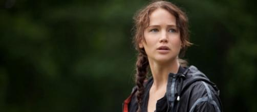 Hunger Games actress / Photo via Jennifer Lawrence Films, Flickr