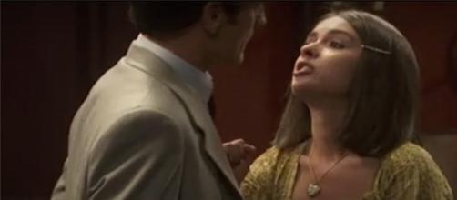 Il Segreto trame spagnole - Beatriz viene aggredita da Aquilino
