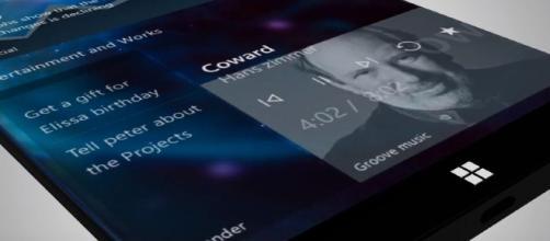 New Microsoft Surface Phone concept design by Amir Estefad - YouTube/Amir Estefad