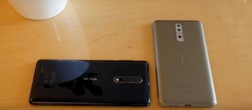 Nokia 8 HMD Global (Android Authority/YouTube Screenshot)