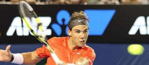 Rafael Nadal of Spain (Wikimedia/Christopher Johnson)