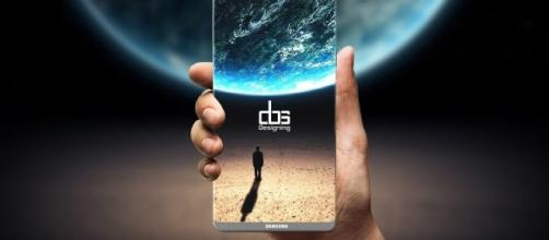 Samsung Galaxy Note 8 concept/Photo via emyeu sss7, Flickr