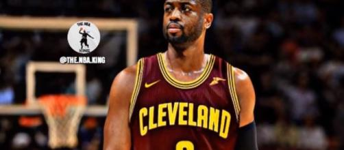Should Dwyane Wade sign with the Cavs after buyout from the Bulls - (Image credit: YouTube/SportHub)