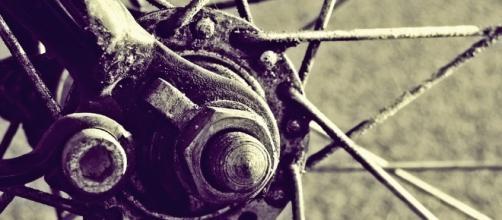 Spokes in wheel of life. Image via Pixabay