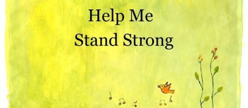 Stand Strong. Image via Pixabay