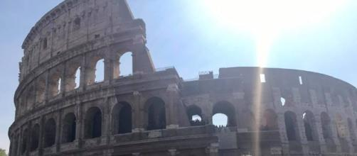 The Coliseum, Rome. Photo Source: Kirsty Bright