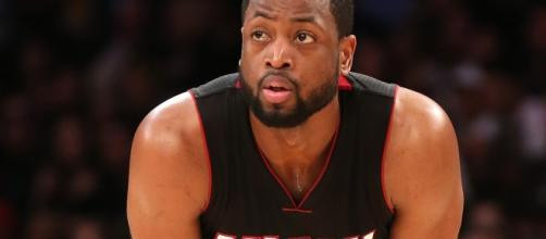 Will Dwyane Wade return to Miami? (via YouTube - The Fumble)