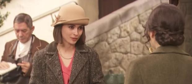 Beatriz, protagonista della soap Il Segreto