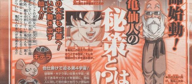 'Dragon Ball Super' E105 Spoilers: Roshi secret plan steals the spotlight(Todd Blankenship/Twitter)