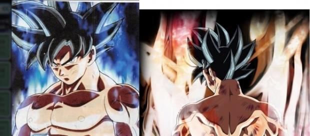 'Dragon Ball Super' front view of the hotly-debated Goku's new form surfaced!(KenXyro/Twitter)