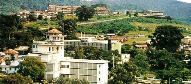 Fort Thornton, Freetown, Sierra Leone. Photo: Brian Harrington Spier/Creative Commons