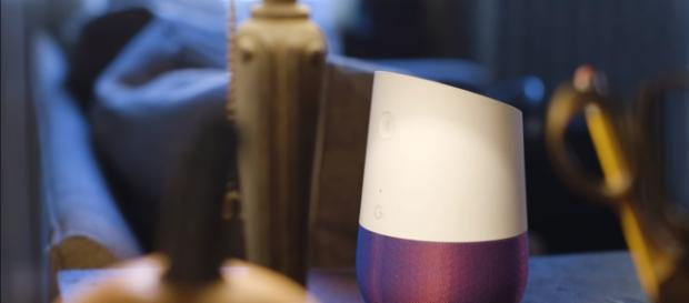 Google Home is powered by Google Assistant. (via TheVerge/Youtube)