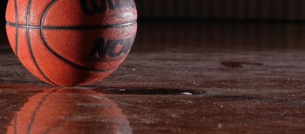 Image of a basketball courtesy of Flickr.