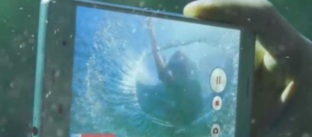 Image via OUKITEL Mobile/YouTube screenshot