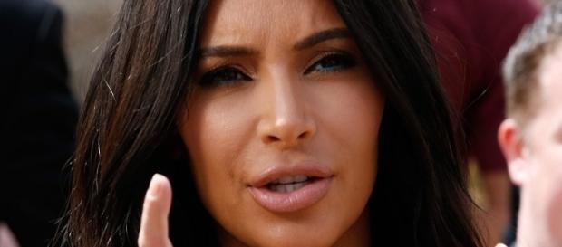 Kim Kardashian photographed in 2015 - Flickr/PAN Photo