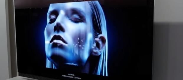 OLED TV/ AVForums/ Youtube Screenshot