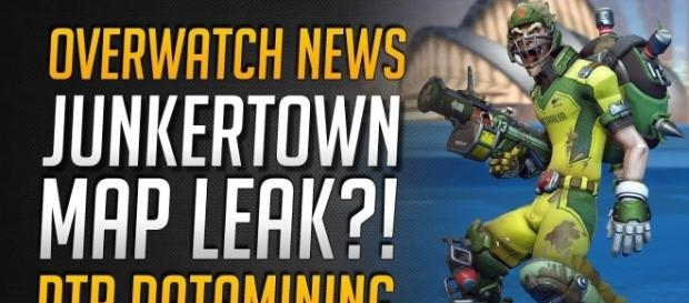 'Overwatch' Junkertown Map intro and voiceline datamined(HighScoreHeroes/YouTube Screenshot)