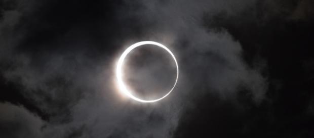 Solar Eclipse (image via Flickr).